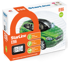 StarLine Е96 ВТ ECO (2CAN+2LIN)